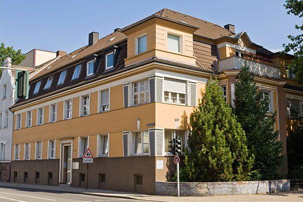 Gebäude der Kanzlei Thomas Linden